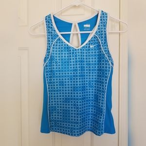 Nike fit dry workout tank, Size S